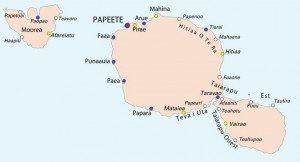 Brigades Tahiti et Moorea